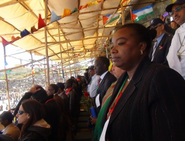 Kenya is represented at the Nation, Nationalities and Peoples Day of Ethiopia