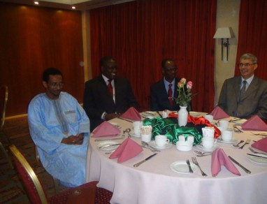 """Friends of Kenya"" Breakfast to Present the Candidature of Mr.Erastus Mwencha as Deputy Chair of the AUC"