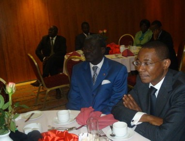 Amb. Monica Juma Seeks Support for the Re-election of Mr. Erastus Mwencha