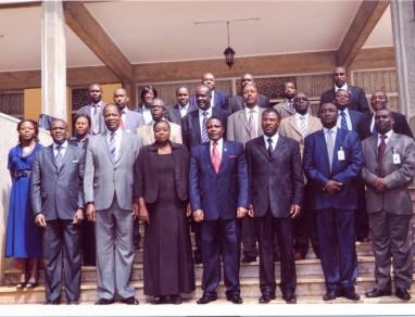 Mission hosts 3 High Level Government Delegation at Kenya House