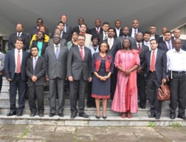 Kenya Association of Manufacturers Visit Ethiopia