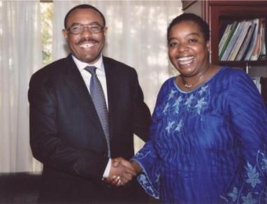 Deputy Prime Minister visits Kenya Mission