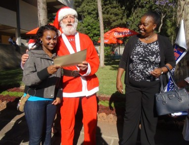 The Kenya Embassy hosts the Annual Christmas Children Party