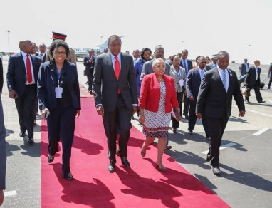 President Uhuru Kenyatta to Attend African Union Summit in Addis Ababa