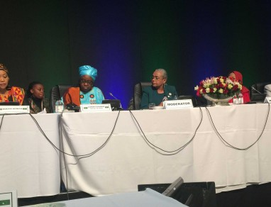 First Lady Margaret Kenyatta Represents Region in OAFLA meeting in Johannesburg