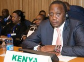 President Kenyatta urges AU to boost AMISOM mandate at UN