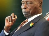 President Kenyatta Pays Glowing Tribute To Mzee Moi