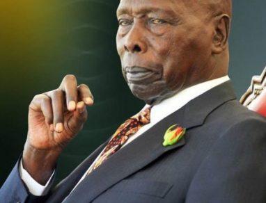 President Kenyatta Pays Glowing Tribute To Mzee Moi